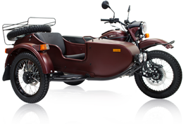 Gear Ups at AlphaCars & Ural of New England