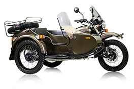 Limited Editions at AlphaCars & Ural of New England