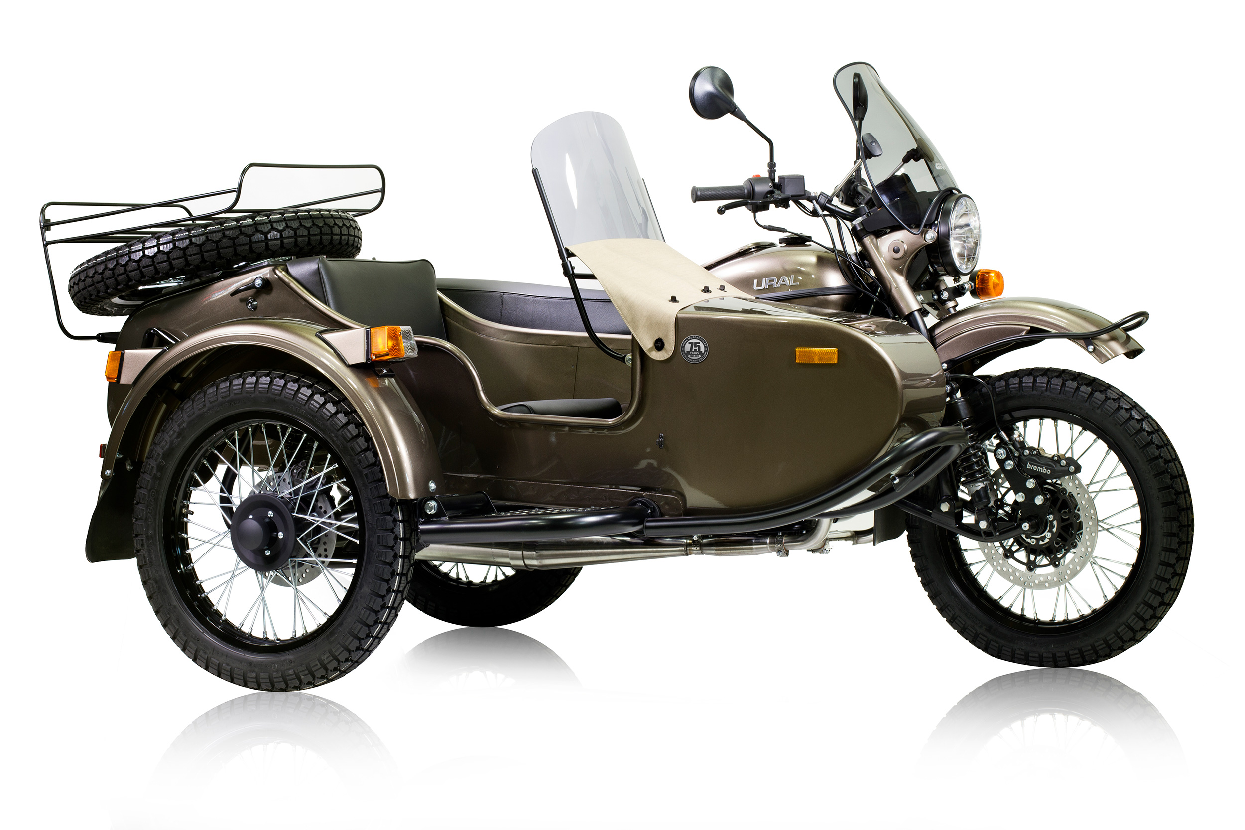 New Ural Limited Edition in Boxborough