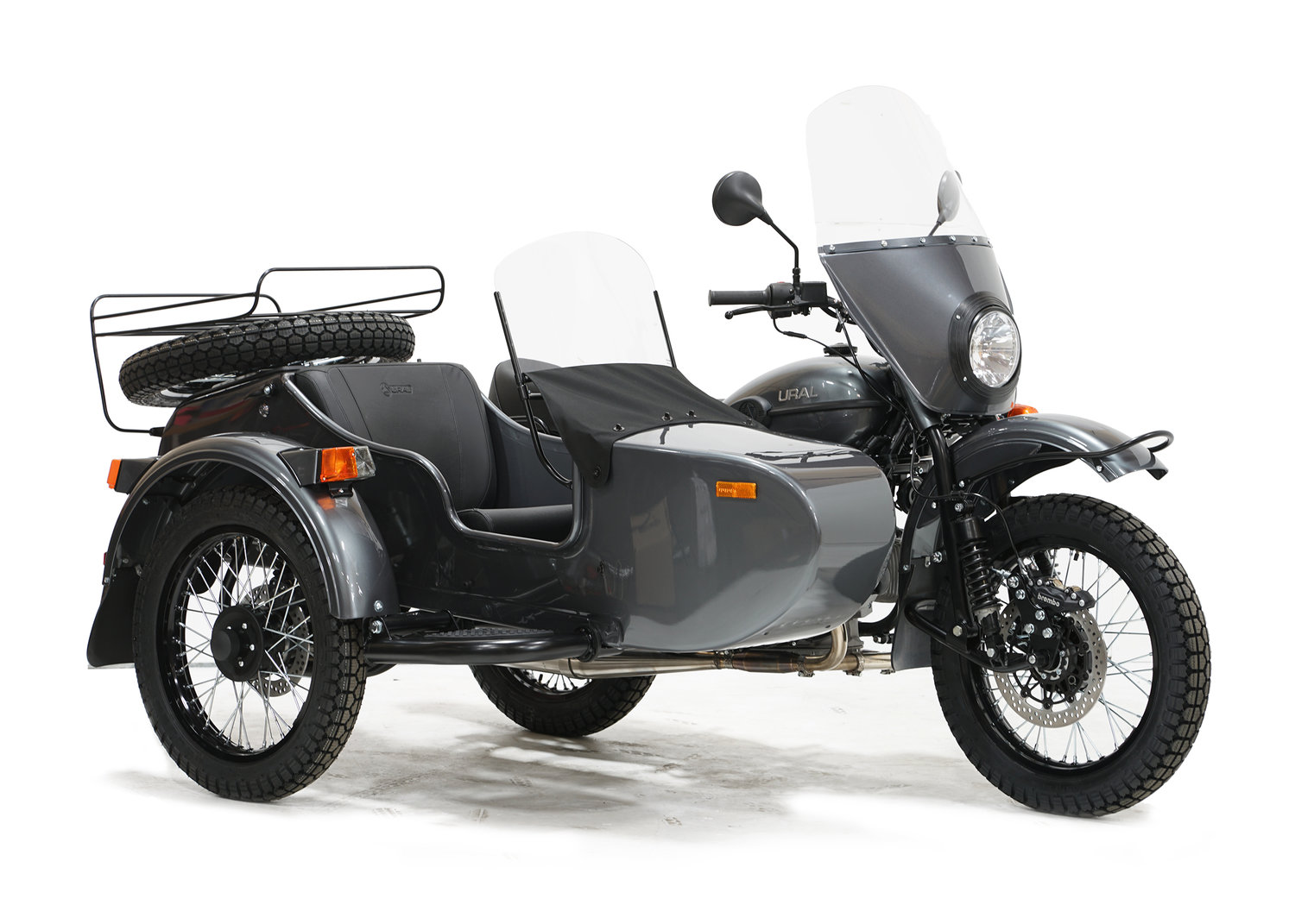 New Ural Patrol in Boxborough