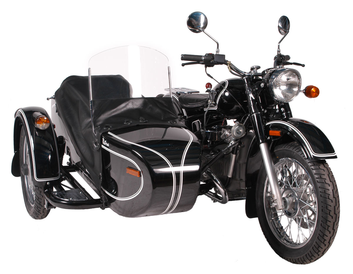 New Ural Retro in Boxborough