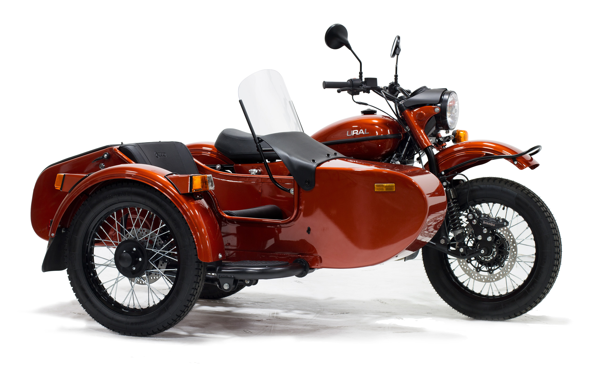 New Ural cT in Boxborough