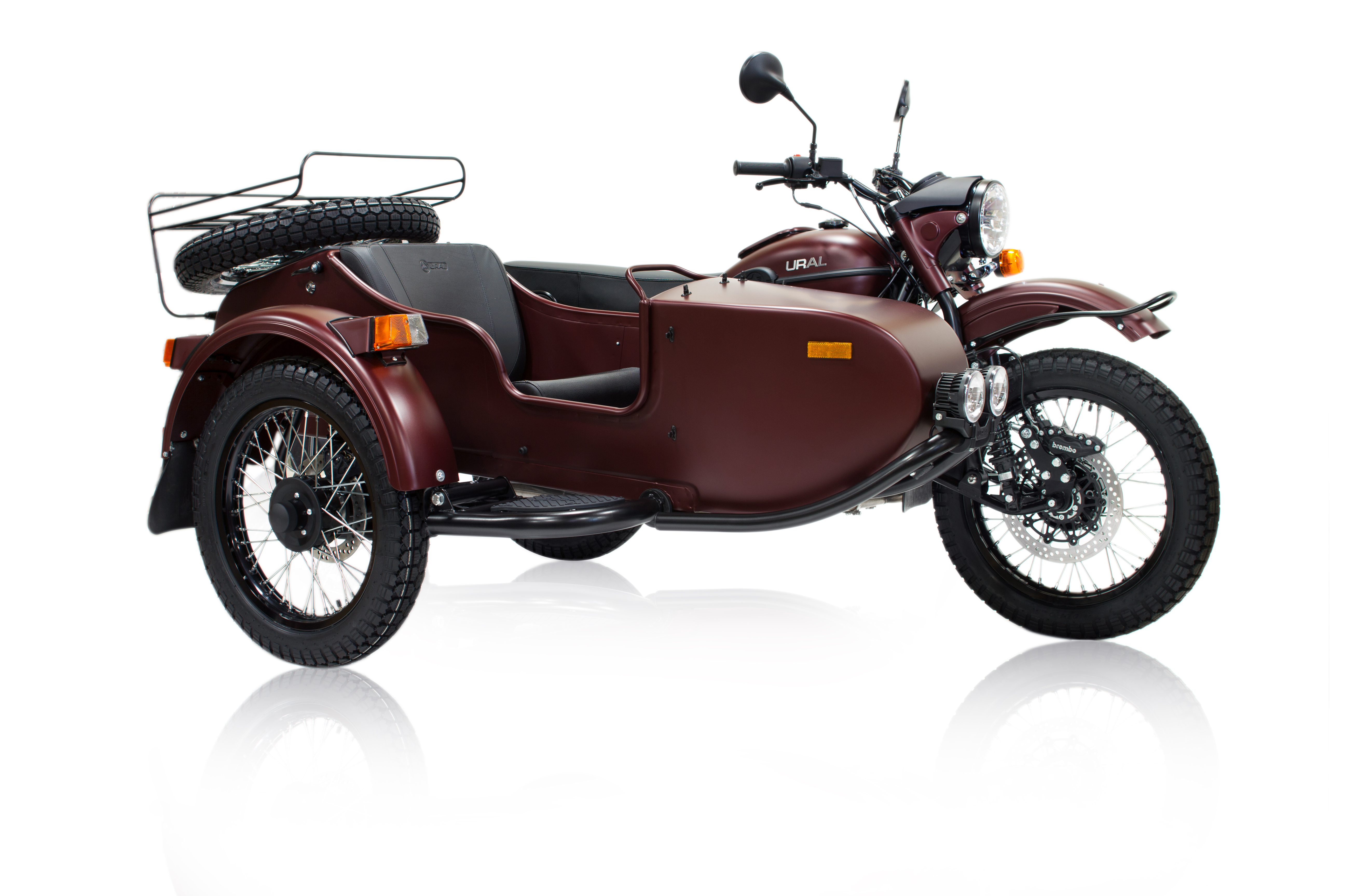 New Ural Gear Up in Boxborough