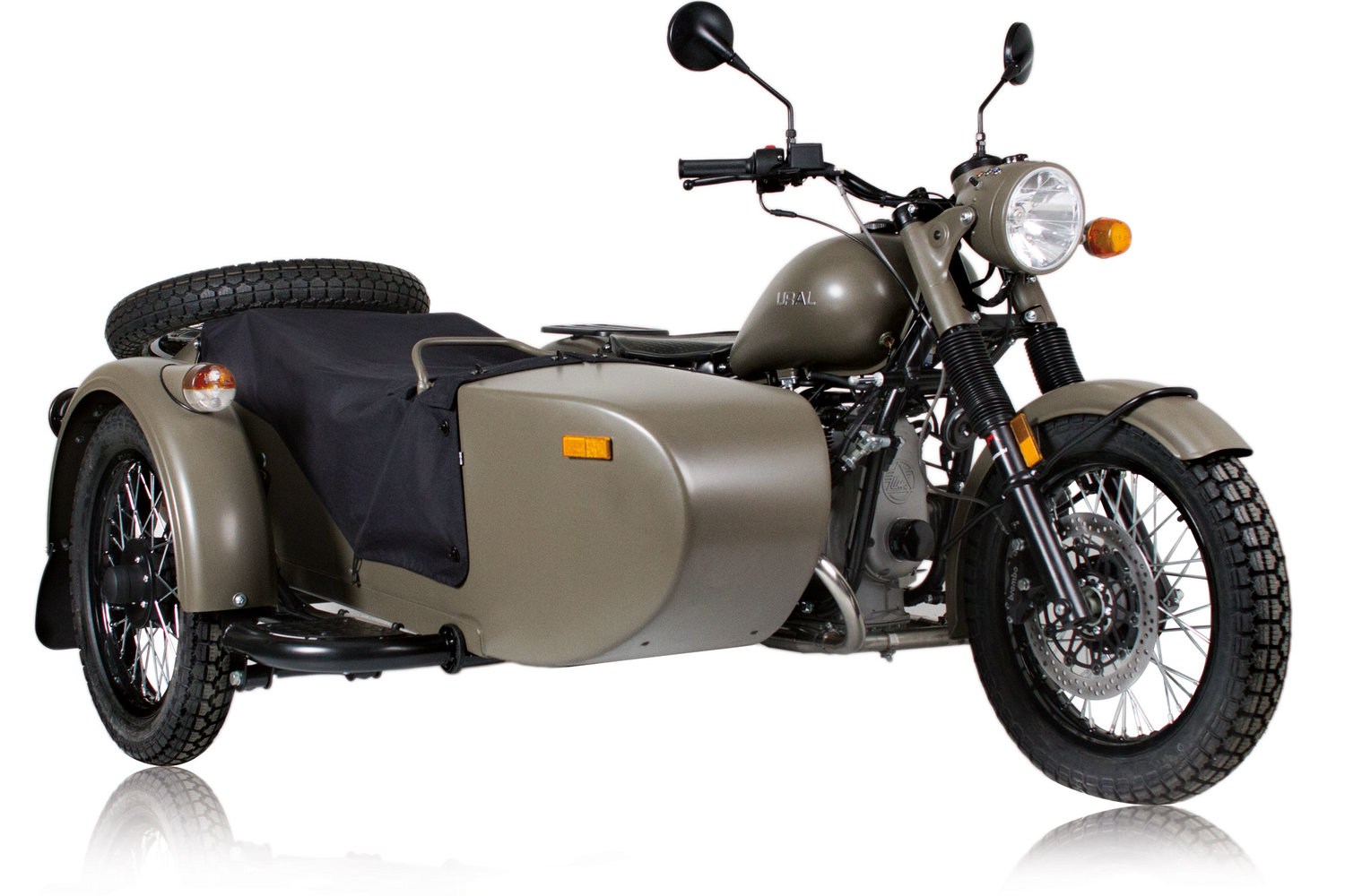 New Ural M70 in Boxborough